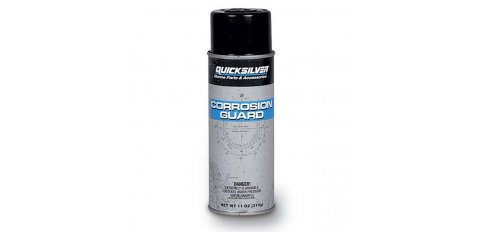 Quicksilver Corrosion Guard